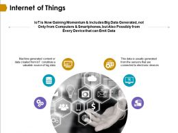 Internet Of Things Source Ppt Powerpoint Presentation Diagrams