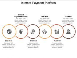 Internet Payment Platform Ppt Powerpoint Presentation Ideas Sample Cpb