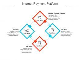 Internet Payment Platform Ppt Powerpoint Presentation Pictures Inspiration Cpb