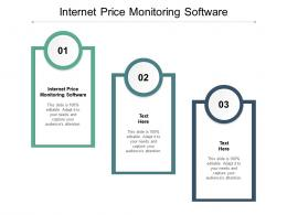 Internet Price Monitoring Software Ppt Powerpoint Presentation Ideas Influencers Cpb