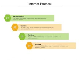 Internet Protocol Ppt Powerpoint Presentation Styles Graphics Cpb