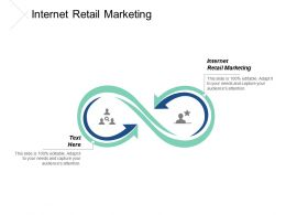 Internet Retail Marketing Ppt Powerpoint Presentation Icon Examples Cpb