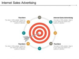 Internet Sales Advertising Ppt Powerpoint Presentation Diagram Ppt Cpb