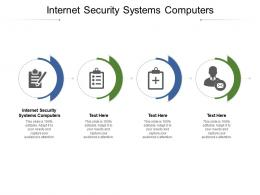 Internet Security Systems Computers Ppt Powerpoint Presentation Portfolio Format Cpb