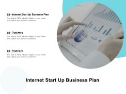 Internet Start Up Business Plan Ppt Powerpoint Presentation Layouts Infographics Cpb