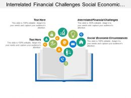 Interrelated Financial Challenges Social Economic Circumstances Promotional Plans Cpb
