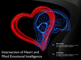 Intersection Of Heart And Mind Emotional Intelligence
