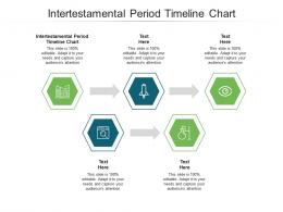 Intertestamental Period Timeline Chart Ppt Powerpoint Presentation Icon Cpb