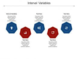 Interval Variables Ppt Powerpoint Presentation Show Microsoft Cpb
