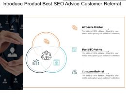 Introduce Product Best Seo Advice Customer Referral Product Roll Cpb