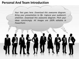 Introduce Your Business Team 0114