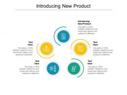 Introducing New Product Ppt Powerpoint Presentation File Graphics Download Cpb
