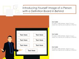 introducing_yourself_image_of_a_person_with_a_definition_board_in_behind_Slide01
