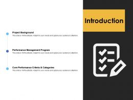 Introduction Checklist Ppt Powerpoint Presentation Infographic Template Tips