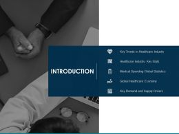 Introduction Global Healthcare Economy Ppt Powerpoint Presentation Designs Download