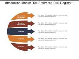 Introduction Market Risk Enterprise Risk Register Capitalist Development Cpb