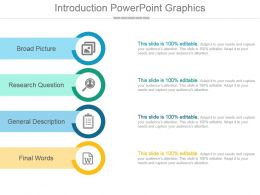 Introduction Powerpoint Graphics