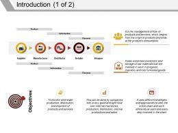 Introduction Powerpoint Slide Ideas
