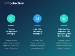Introduction Ppt Good