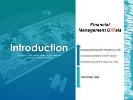 Introduction Ppt Layouts Infographic Template