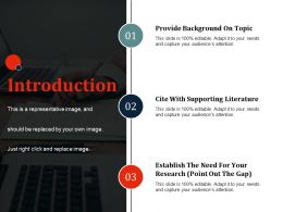 Introduction Ppt Slides Themes