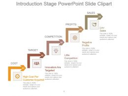 Introduction Stage Powerpoint Slide Clipart