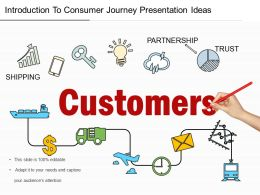 Introduction To Consumer Journey Presentation Ideas