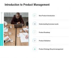 Introduction To Product Management Competitor Analysis Product Management Ppt Icons