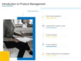 Introduction To Product Management Product Channel Segmentation Ppt Themes