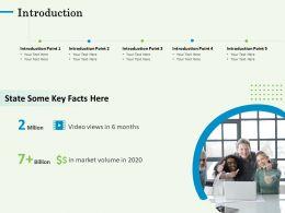 Introduction Views N184 Powerpoint Presentation Slide Download