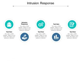 Intrusion Response Ppt Powerpoint Presentation Outline Graphic Tips Cpb