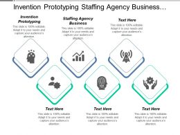 Invention Prototyping Staffing Agency Business Management Performance Tool Cpb
