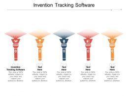 Invention Tracking Software Ppt Powerpoint Presentation Portfolio Cpb