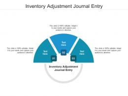 Inventory Adjustment Journal Entry Ppt Powerpoint Presentation Professional Inspiration Cpb