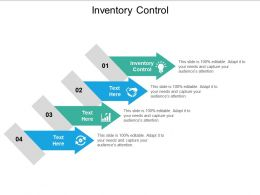 Inventory Control Ppt Powerpoint Presentation Icon Example Cpb