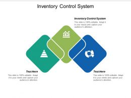 Inventory Control System Ppt Powerpoint Presentation Icon Background Designs Cpb