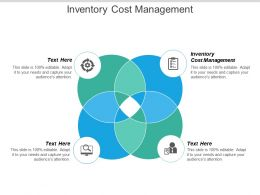 Inventory Cost Management Ppt Powerpoint Presentation Slide Cpb