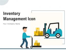 Inventory Management Icon Artificial Intelligence Integration Executive Performing