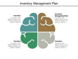 Inventory Management Plan Ppt Powerpoint Presentation Model Rules Cpb