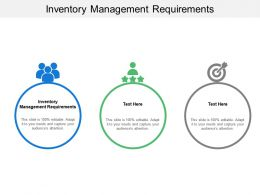 Inventory Management Requirements Ppt Powerpoint Presentation Inspiration Infographic Template Cpb