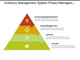 Inventory Management System Project Managers Tool Affiliate Networking