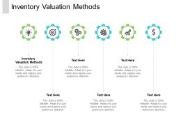 Inventory Valuation Methods Ppt Powerpoint Presentation Slides Samples Cpb