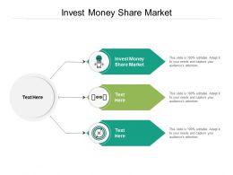 Invest Money Share Market Ppt Powerpoint Presentation Styles Design Inspiration Cpb