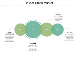 Invest Stock Market Ppt Powerpoint Presentation Ideas Example Introduction Cpb
