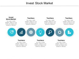 Invest Stock Market Ppt Powerpoint Presentation Professional Grid Cpb