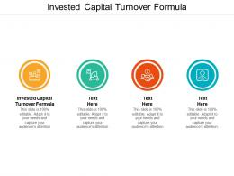 Invested Capital Turnover Formula Ppt Powerpoint Presentation Summary Example Cpb