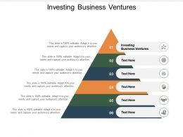 Investing Business Ventures Ppt Powerpoint Presentation Model Gridlines Cpb