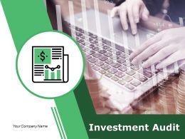 Investment Audit Powerpoint Presentation Slides