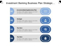 Investment Banking Business Plan Strategic Economic Order Quantity Cpb