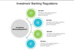 Investment Banking Regulations Ppt Powerpoint Presentation Inspiration Graphic Images Cpb